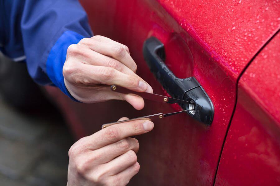 Schlüsseldienst Rohr Autoöffnung